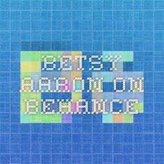 betsy aaron on Behance