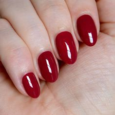 Vampy red nails are my favourite way to glam up an outfit. Source by Funky Nail Art, Red Nail Art, Red Nail Polish, Funky Nails, Cool Nail Art, Cute Nails, Pink Nail, Pretty Nails, Red Manicure