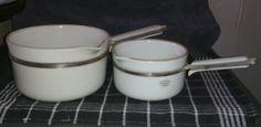 Ceramic saucepans made in Limoges