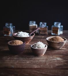 Sugar Trader Set - Coconut Sugar, Rum Sugar, Lime Slice & Jamaican Ginger by Old Salt Merchants on Scoutmob Shoppe