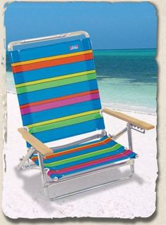 5 Position the Classic High Back Beach Chair *** Continue to the product at the affiliate link Amazon.com.