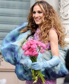 SJP.--SHE WEARING A CLOUD AND ITS FABULOUS