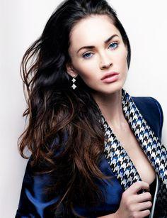 Photos: Megan Fox by Craig McDean   W Magazine