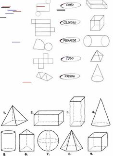 Prueba de Geometria segundo basico Diy And Crafts, Chart, Google, Recipes, First Grade Math, Second Best, Preschool, Rezepte, Food Recipes