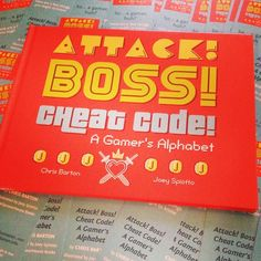 Chris Barton will be signing copies of Attack! and giving away bundles of bookmarks this Wed. at 2 pm at Chris Barton, Video Game Artist, Beta Games, S Alphabet, Game Codes, 9 Year Olds, Cheating, Need To Know