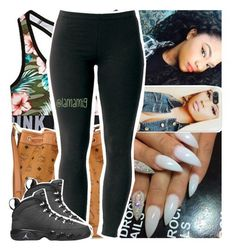 """""""#100happydays .. #day46"""" by lamamig ❤ liked on Polyvore featuring Victoria's Secret, MCM, Joe Browns and Retrò"""