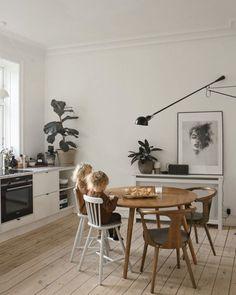 Home Decor Bedroom, Bedroom Wall, Interior Styling, Interior Design, Duplex, Scandinavian Home, Eclectic Decor, Home Look, Kitchen Interior