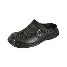 Occupational 53548: Fic 24 Hour Comfort Marcy Women Wide Width Decorative Pattern Clog For Work -> BUY IT NOW ONLY: $44.95 on eBay!