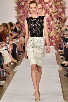 Oscar de la Renta Spring 2015 Ready-to-Wear Collection Photos - Vogue
