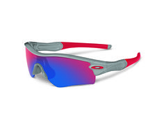 2a62d7613b My Triathlon - Oakley Sports Performance Sunglasses - Radar Path with a  Polished Fog Frame and