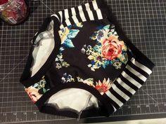 Panel Undies PDF Sewing Pattern Underwear Pattern by RadPatterns