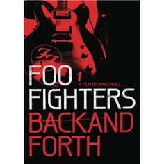 Back and Forth DVD – Foo Fighters Store