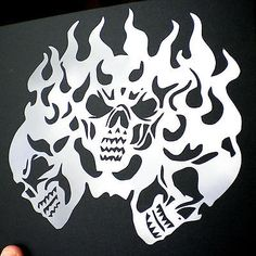 high detail airbrush stencil fosters logo FREE UK POSTAGE