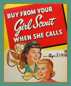 Dutch Door Cottage: Happy 100th Birthday Girl Scouts!