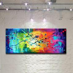 CARPE DIEM Acrylic painting on Canvas