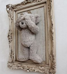 What To Do With All Those Old Stuffed Animals – Personello – DIY Ideen: Geschenke, Deko, Basteln & Selbermachen What To Do With All Those Old Stuffed Animals Nostalgische Deko Mehr Art Projects, Projects To Try, Project Ideas, Diy And Crafts, Arts And Crafts, Recycled Crafts, Room Crafts, Recycled Toys, Nursery Crafts