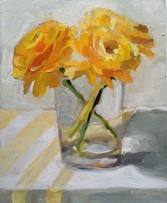 oils on board - Amy Schimler-Safford