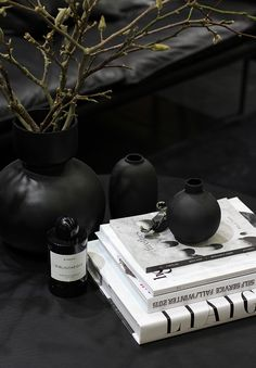 RAW Design blog: FAVORITES FROM STOCKHOLM Interior Styling, Interior Design, Modern Website, Black And White Interior, Stockholm, Beautiful Homes, Pottery, House Design, Concept