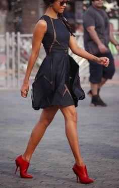 fashforfashion -♛ STYLE INSPIRATIONS♛: celebrity Zoe Saldana