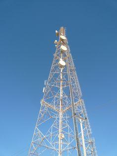 big towers in Awjilah