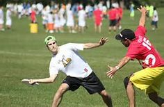Anything Frisbee - Frisbee golf, ultimate Frisbee, plain Frisbee . . .