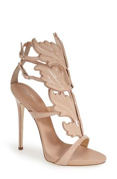 Giuseppe Zanotti  Coline  Sandal (Women) available at  Nordstrom Stiletto  Shoes, acfe9ae52ae