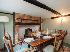 Dating back to 1760, Acorn Cottage is full of charm and character.