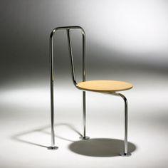 SHIROKURAMATA    Three-leggedchair
