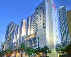 Hampton Inn & Suites Miami/Brickell-Downtown Hotel, FL - New Exterior