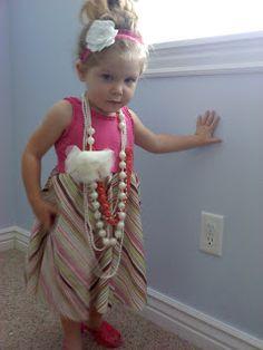 Sew Fantastic: Skirt to Dress Re-Fashion!!