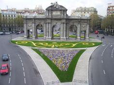 Puerta de Alcalá - Siente Madrid
