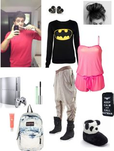 """""""Sleepover with Liam"""" by electric-outfits ❤ liked on Polyvore"""