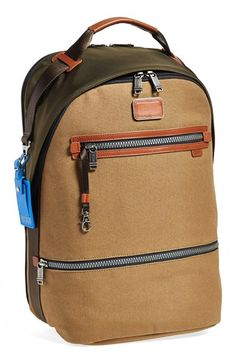 Tumi 'Alpha Bravo - Cannon' Backpack available at #Nordstrom - Very large!