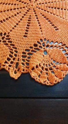 Crochet Border Patterns, Crochet Motif, Crochet Doilies, Crochet Flowers, Crochet Stitches, Knit Crochet, Hairpin Lace Crochet, Crochet Tablecloth, Crochet Necklace
