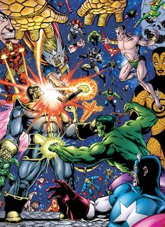 Marvel The End: Jim Starlin
