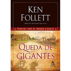 Livro - Queda de Gigantes - Vol. 1