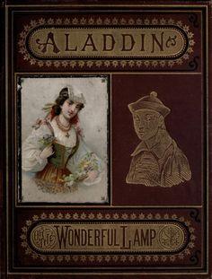 Felix Octavius Carr Darley. Aladdin, or, The wonderful lamp ([1872?])