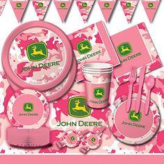 115 Best John Deere Birthday Ideas Images Tractor