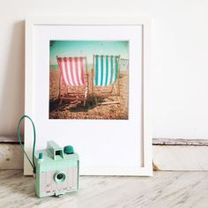 The View Photographic Print by Cassia Beck Photography £11