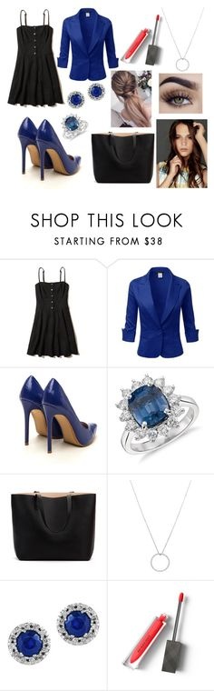 """""""#530"""" by glitterunicorns-are-awesome ❤ liked on Polyvore featuring Hollister Co., Blue Nile, Roberto Coin, Effy Jewelry and Burberry"""
