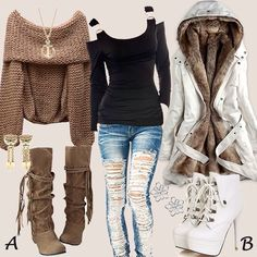 Fall is here!!!! :) | happy | autumn | beautiful | tumblr girl | teenage fashion | cute | outfits | trend | girl | boy | vintage | like for like | follow back | follow for follow | love | winter | sweater | necklace | gold | silver | boots | heels | jeans | starbucks | hipster