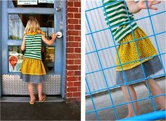 TUTORIAL: a simple skirt | MADE Adult sizes