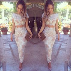 All hail. Incredible lace couture by @Plainview Vintage Da Glória on @sydneyfashionblogger #Padgram