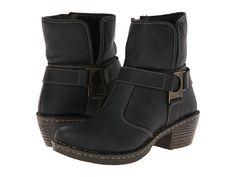 Lobo Solo Stephanie Black Leather - Zappos.com Free Shipping BOTH Ways