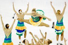 14 Reasons Synchronized Skating Should Be An Olympic Sport #whynotsynchro #whynotsynchro2018