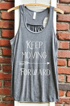 Keep Moving Forward Women's Tank Top