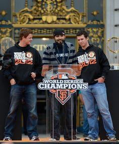 Matt, Sergio, & Buster
