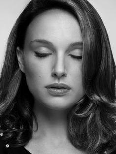 Natalie Portman #closedeyes #portrait #photography