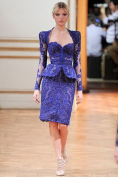 Zuhair Murad - Fall 2013 HAUTE COUTURE - Fashion Diva Design