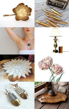 Gilding The Lily by Beverly on Etsy--Pinned with TreasuryPin.com